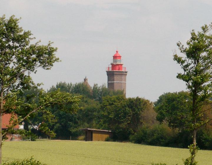 Radreiseland Schleswig Holstein - Leuchtturm Dahmeshöved