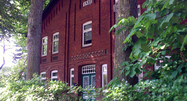 Büttenwarder Bürgermeisterhaus